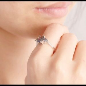 Mystic Fire Topaz Ring